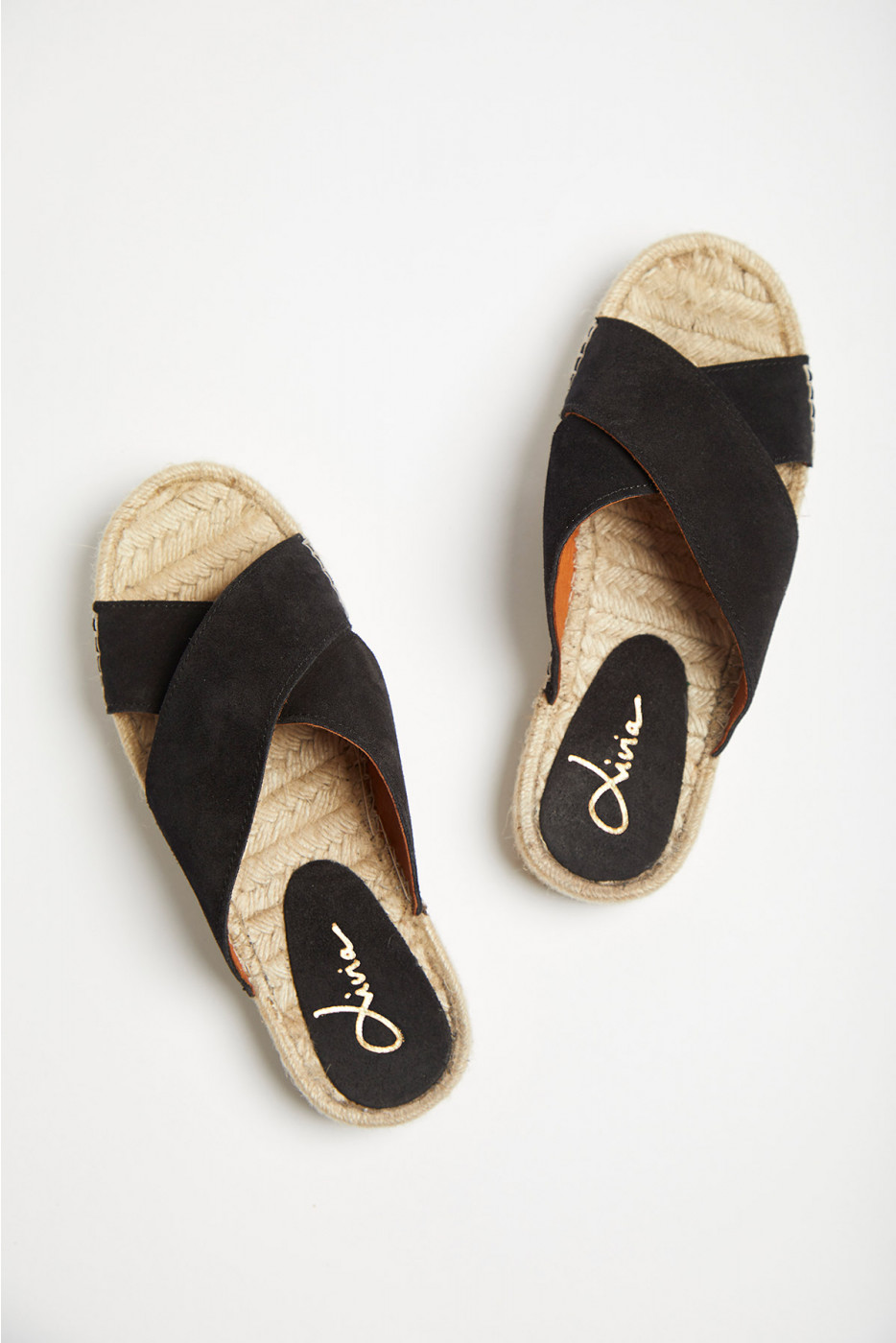 Chaussures Livia noires ALEENTA