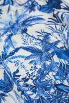 Maillot 1 pièce imprimé toile de jouy bleu TAMIKA TAMARAIN